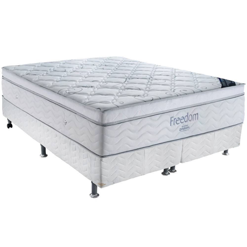 Colchão Ortobom Freedom Pocket -Queen Size-1,58x1,98x0,32