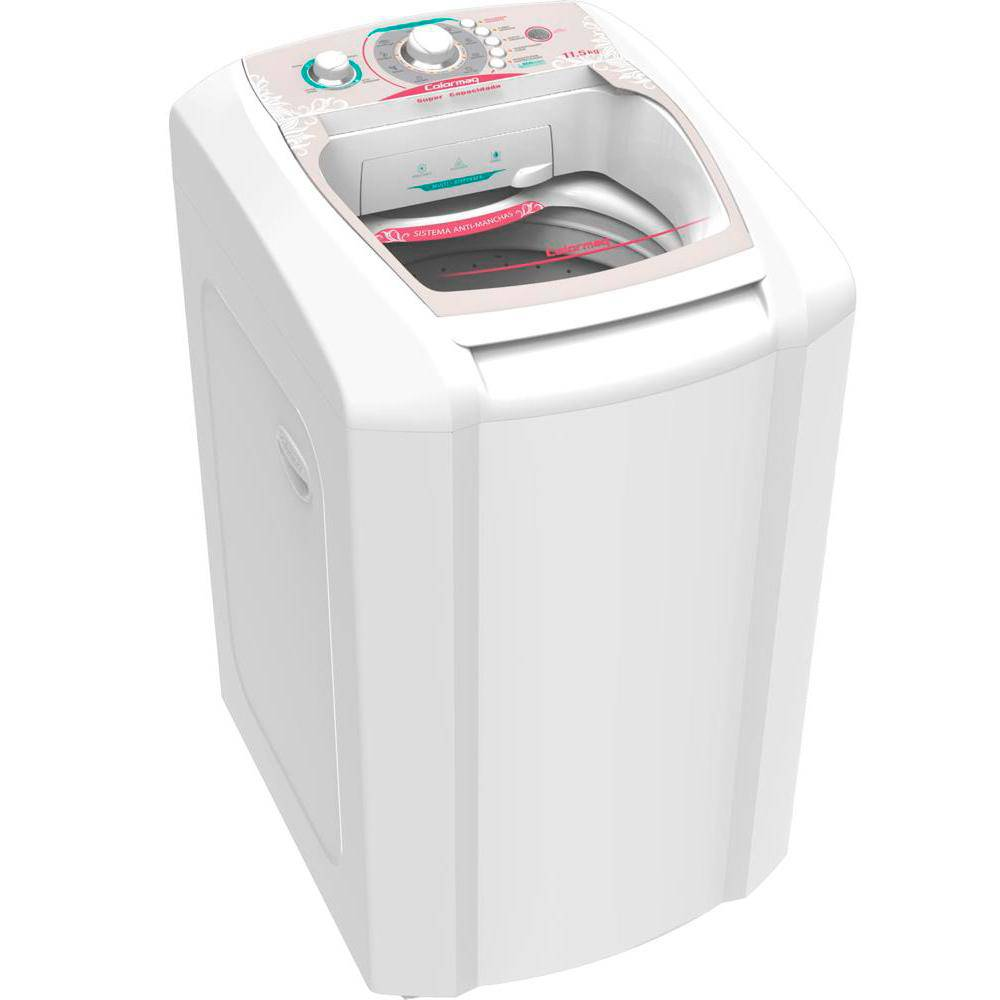 Lavadora de Roupas Automática 11.5KG Colormaq LCA12