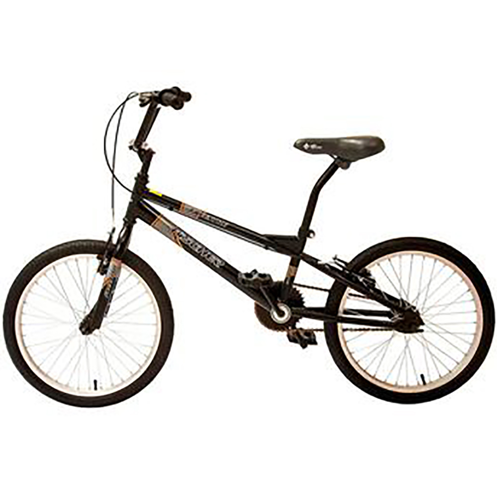 Bicicleta Fischer Freestyle Aro 20 V-Brake Preto Masculino