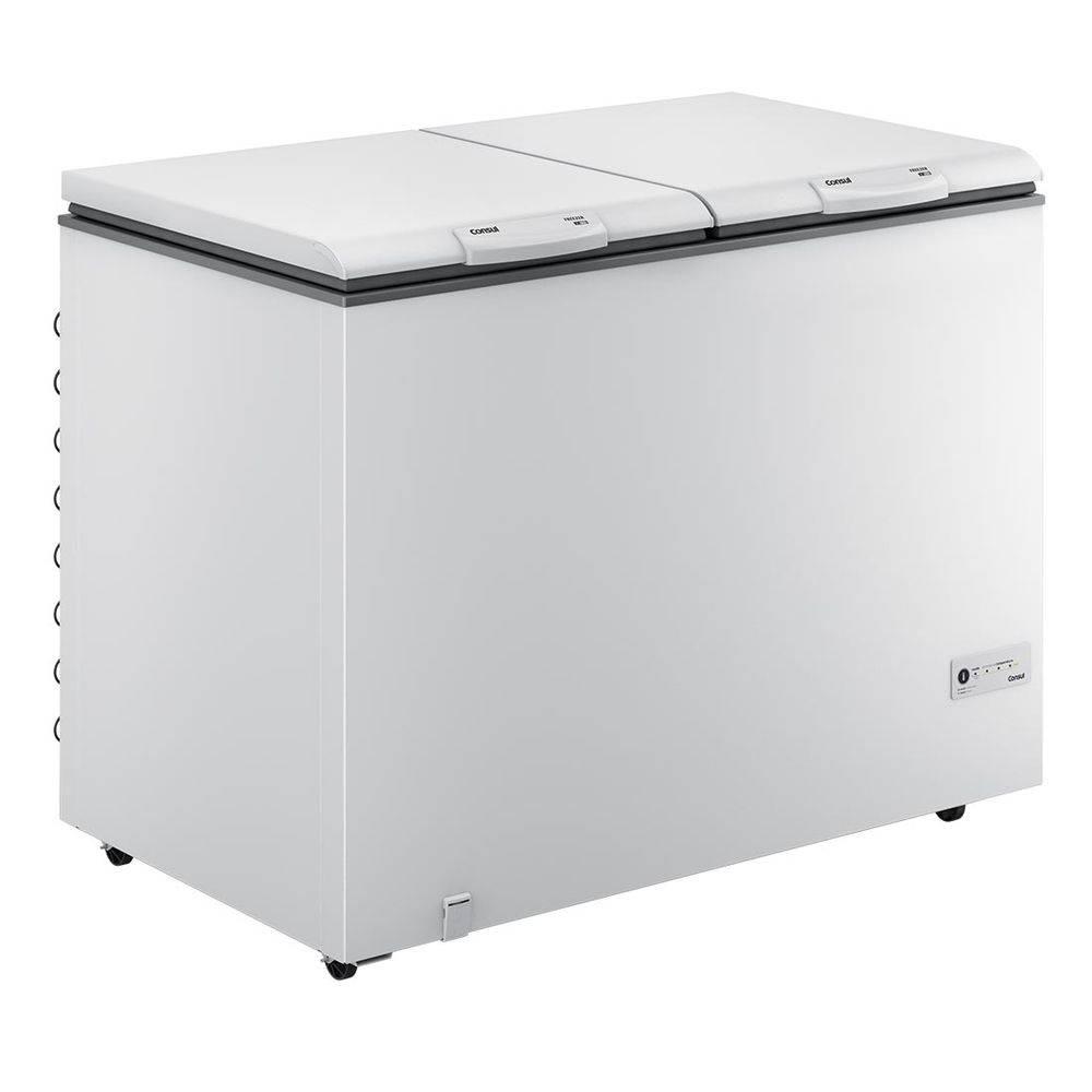 Freezer Horizontal Consul 404 Litros Branco - CHB42EB