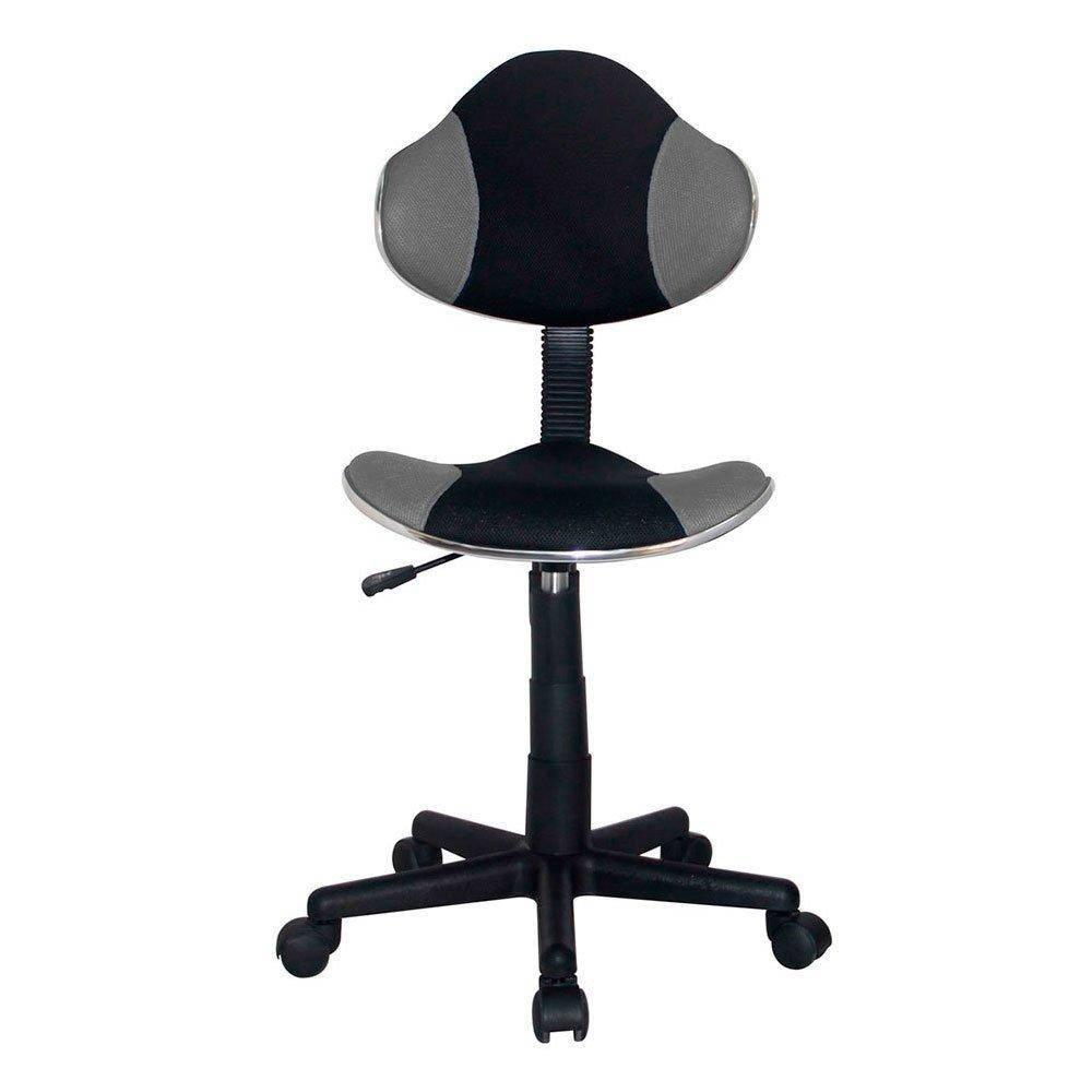 Cadeira para Escritório Anatômica QZY-G2B Best - Preto com Cinza