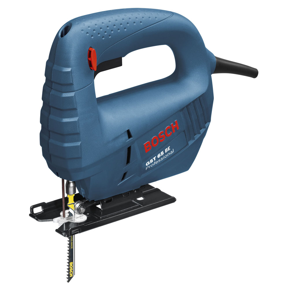 Serra Tico Tico Bosch GST 65 BE Professional 400W - Azul