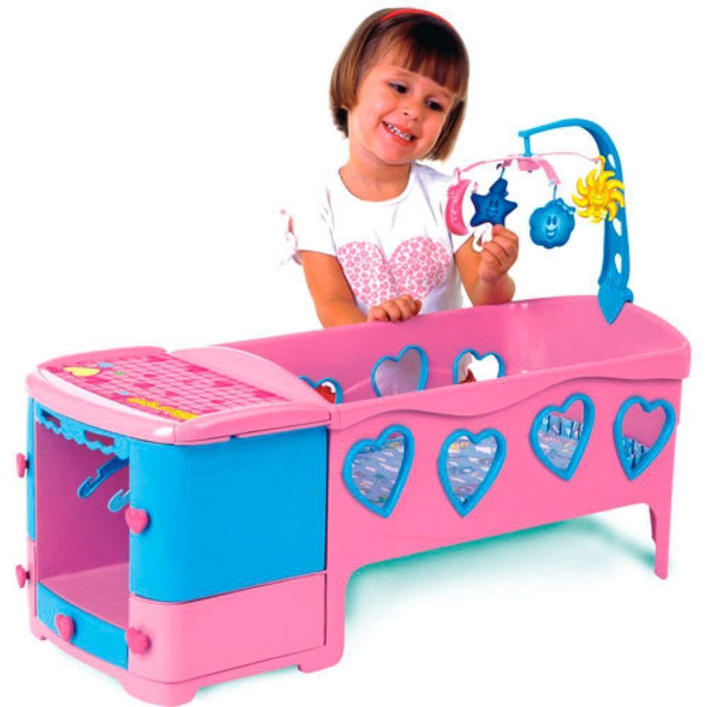 Berço Doce Sonho - Magic Toys