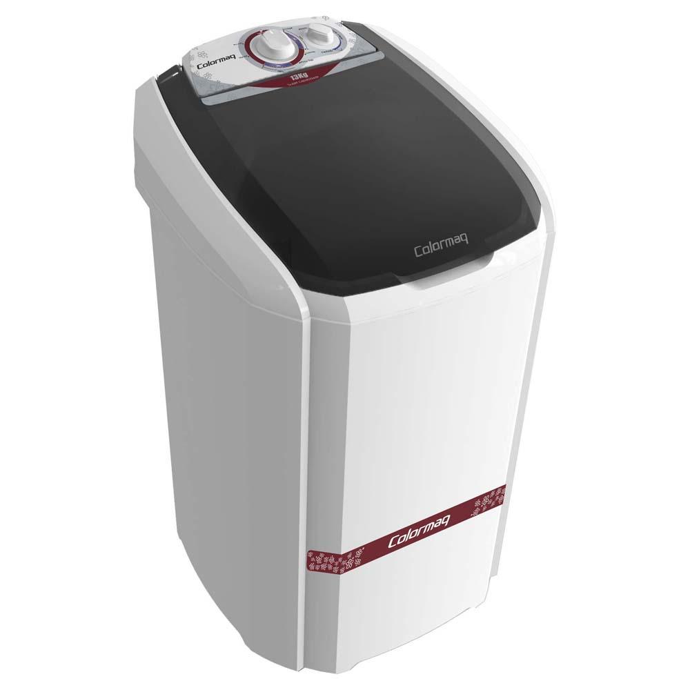 Lavadora de Roupas Colormaq Semiautomática 13 kg LCM 13 com 5 Programas de Lavagem