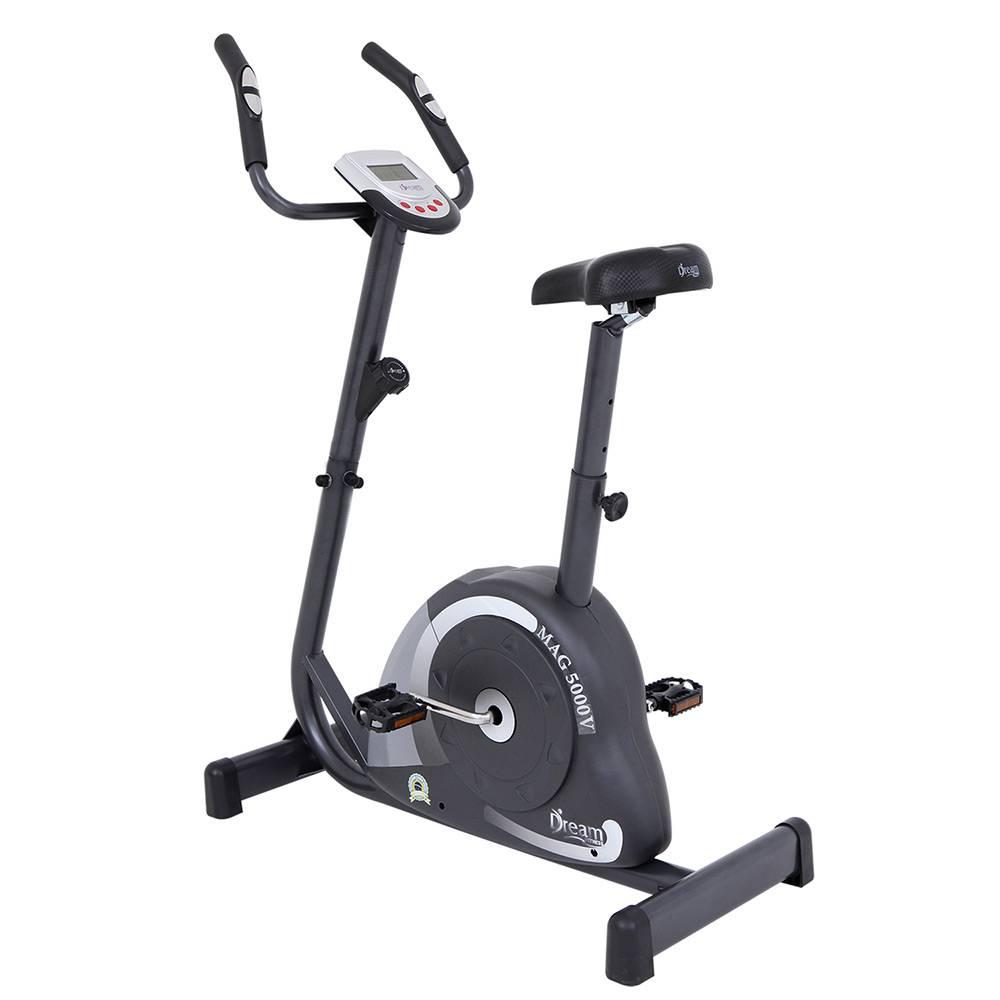Bicicleta Ergométrica Magnética MAG-5000V - Dream