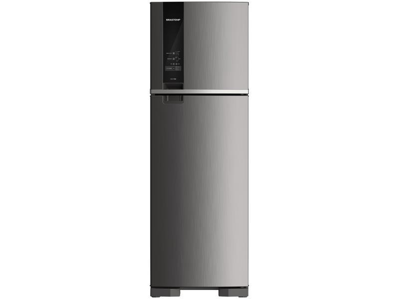 Geladeira/Refrigerador Brastemp Frost Free Evox - Duplex 400L BRM54HKBNA