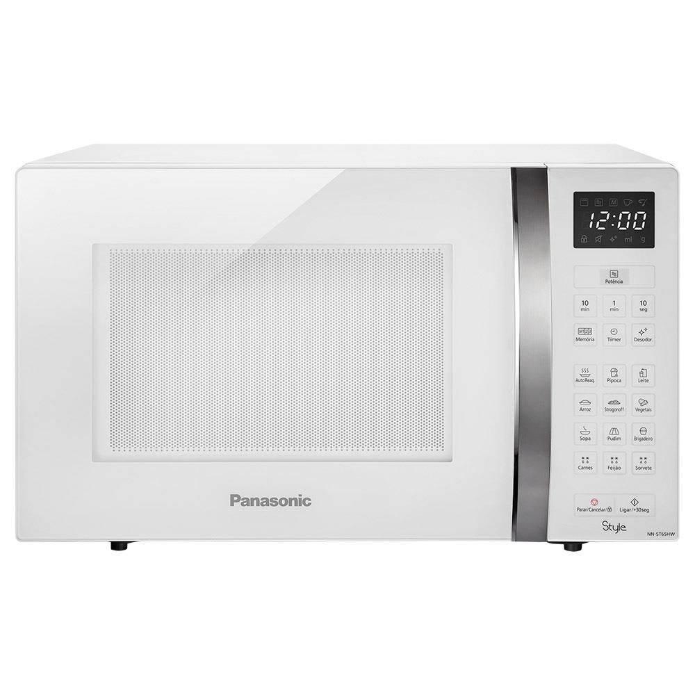 Micro-ondas Panasonic NN-ST65HWRUK 32L