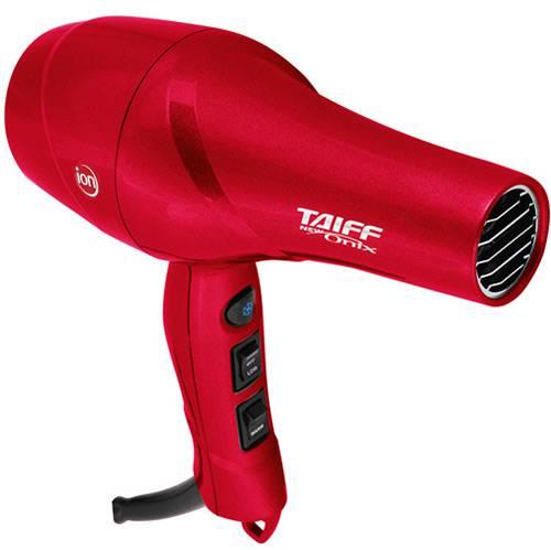 Secador Red Ion 1900W - Vermelho - Taiff 220V