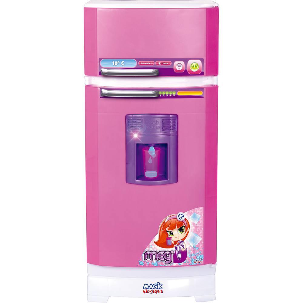 Geladeira Mágica Magic Toys Rosa/Lilás