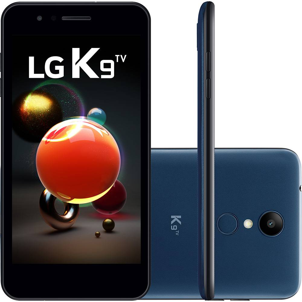 Smartphone LG K9 TV Dual Chip Android 7.0 Tela 5