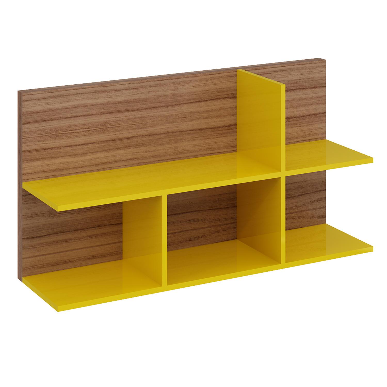 Nicho Alice Cimol Cedro / Amarelo