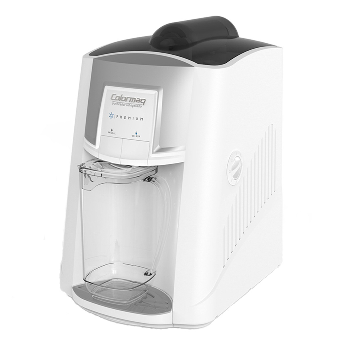 Purificador de Água Colormaq Premium Branco CPUHFBB1 BC 220V