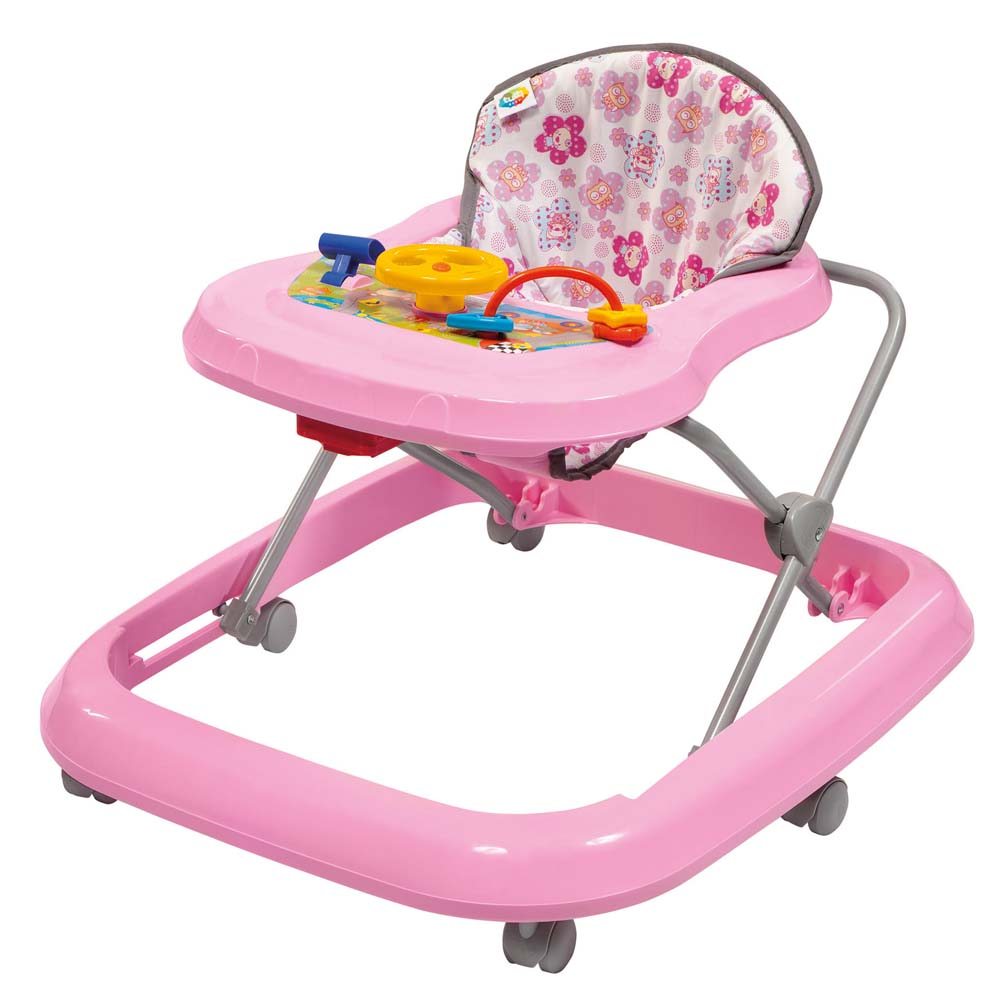 Andador Tutti Baby Toy - Rosa