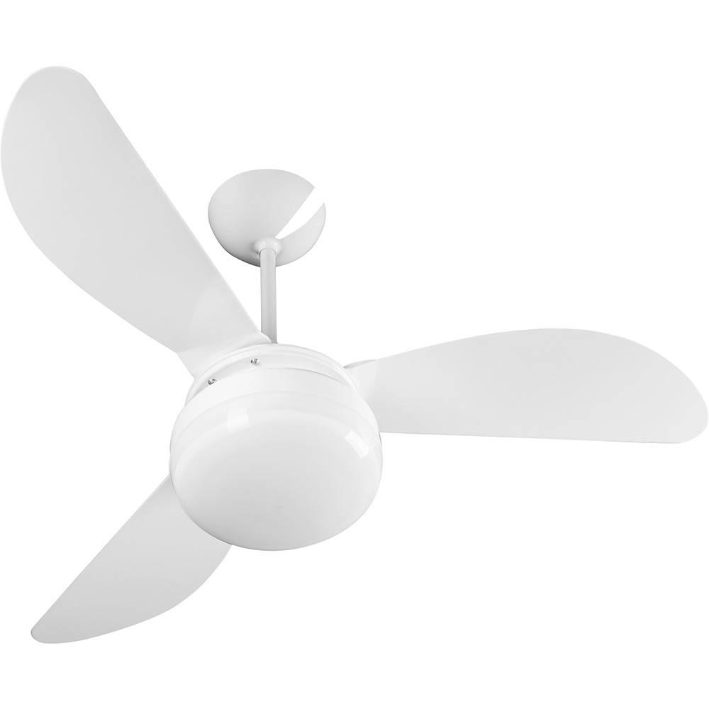Ventilador de Teto Ventisol Fênix Branco 3 Pás CV3 Premium